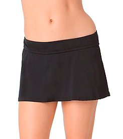 Anne Cole® Solids Rock Swim Skirt