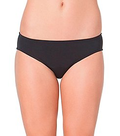 Anne Cole® Solids Frank Classic Midrise Brief Bottom