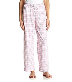 KN Karen Neuburger Printed Pajama Pants
