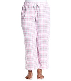KN Karen Neuburger Plus Size Printed Lounge Pants