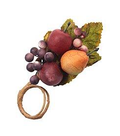 LivingQuarters Napa Napkin Ring