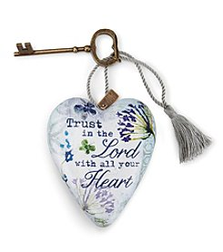 DEMDACO® Trust In The Lord Art Heart