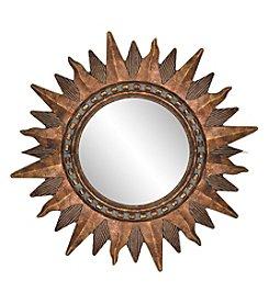 Sheffield Home® Bronze Sunburst Mirror