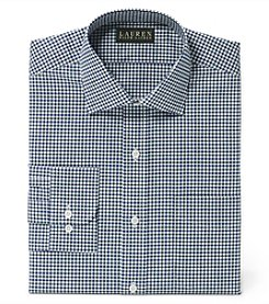 Lauren Ralph Lauren Men's Classic-Fit Checked Warren Dress Shirt