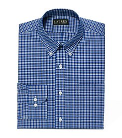 Lauren Ralph Lauren Men's Slim-Fit Plaid Dress Shirt