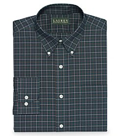 Lauren Ralph Lauren Men's Classic-Fit Plaid Dress Shirt