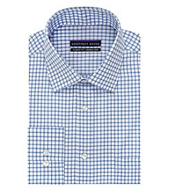 Geoffrey Beene® Checkered Pattern Shirt