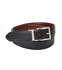 Tommy Hilfiger® Men's Stitch Dress Belt