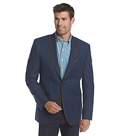Tallia Orange Men's Marled Sport Coat