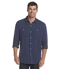 Tommy Bahama® Men's Long Sleeve Check Back Gingham Button Down