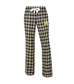 College Concepts NCAA® Michigan Wolverines Women's Ovation Pants