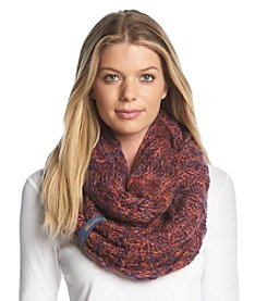 ZooZatZ™ NCAA® Illinois Fighting Illini Women's Marled Knit Infinity Scarf