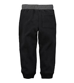 Carter's® Boys' 2T-7 Cuffed Fleece Pants