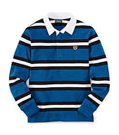 Chaps® Boys' 8-20 Long Sleeve Rugby Top