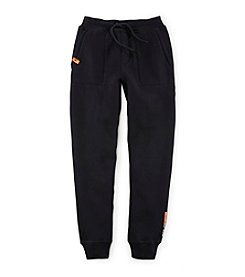 Ralph Lauren Childrenswear Boys' 8-20 Solid Fleece Pants