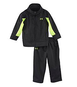 Under Armour® Boys' 2T-7 Tricot Warmer Set