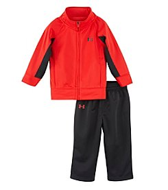 Under Armour® Boys' 2T-7 Texas Tech Track Set