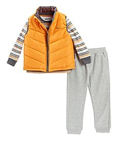 DKNY® Boys' 2T-4T Active Vest Set