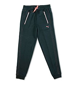 PUMA® Girls' 7-16 French Terry Pants