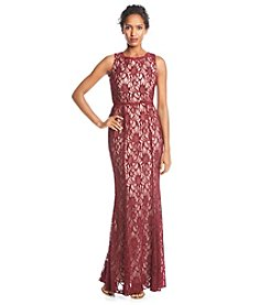 Xscape Lace Gown