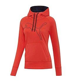 PUMA® Hooded Cat Sweatshirt