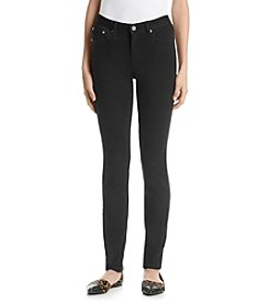 Earl Jean® Swirl Stitch Pocket Jegging