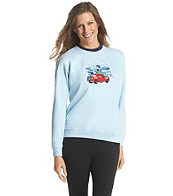 Morning Sun® Country Road Fleece Sweatshirt