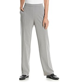 Briggs New York® Classic Pull On Pants