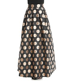 Eliza J® Polka Dot Skirt
