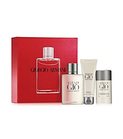 Giorgio Armani® Aqua Di Gio Gift Set (A $142 Value)