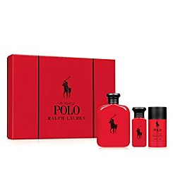 Ralph Lauren® Polo Red Gift Set (A $152 Value