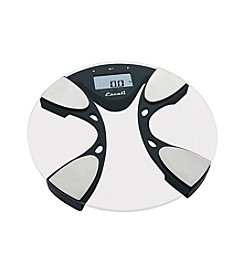 Escali® Body Fat / Body Water Scale