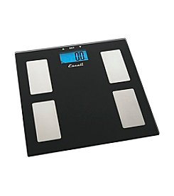 Escali® Glass Health Monitor Scale