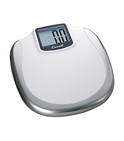 Escali® XL Digital Display Rounded Bathroom Scale