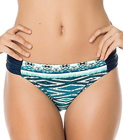 Jessica Simpson Diamond Daze Hipster Swim Bottoms