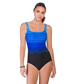 Reebok® Sonic Wave One-Piece