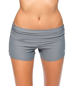 NEXT by Athena® Weekend Warrior Shorebreaker Roll Top Shorts