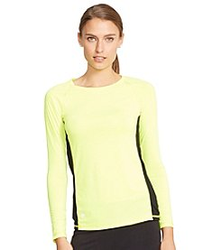 Lauren Active® Stretch-Jersey Crewneck T-Shirt