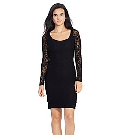 Lauren Ralph Lauren® Lace Scoop-Neck Dress
