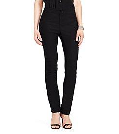 Lauren Ralph Lauren® Crepe Tuxedo Pant