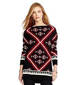 Lauren Ralph Lauren® Geometric Tunic