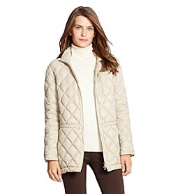 Lauren Ralph Lauren® Quilted Nylon Down Jacket