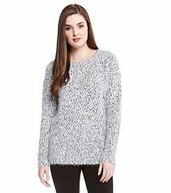Karen Kane® Crew Neck Sweater