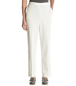Alfred Dunner® Alpine Lodge Regular Corduroy Pants