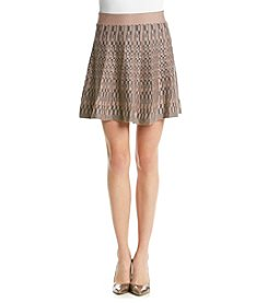 Jolt® Geo Print Sweater Skirt