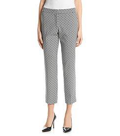 XOXO® Diamond Print Trouser Leggings