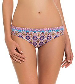 Profile Blush by Gottex® Avante Garden Full Brief Bottom