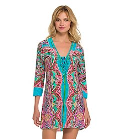 Profile Blush by Gottex® Sultana Jersey Tunic