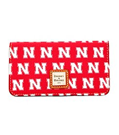 Dooney & Bourke® NCAA® Nebraska Large Slim Phone Case
