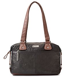 Stone Mountain® Long Beach Washed Satchel